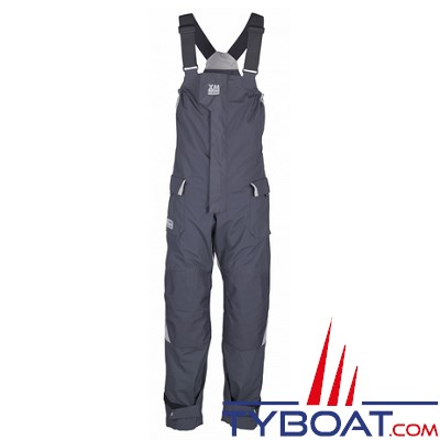 Salopette XM Yachting Offshore Taille XS gris anthracite