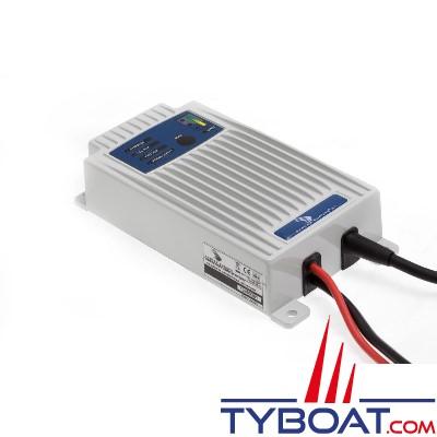 Samlex Europe - Chargeur de batterie étanche IP65 - 20A - 24V