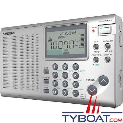 Sangean - Récepteurs portables B.L.U et radio - ATS405