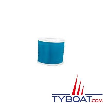 Sangle Euromarine polyester bleu largeur 50mm galette 100m R=5000 DAN