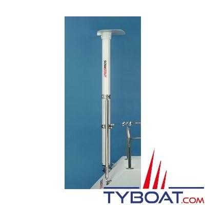 Scanstrut - Mâtereau complet - 190 cm - Pour antenne Satcom petit modèle