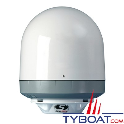 Scanstrut - Protection radar - Support antenne Raymarine STV45 / Intellian i4