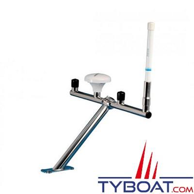 Scanstrut - Support barre en T pour antennes GPS / VHF