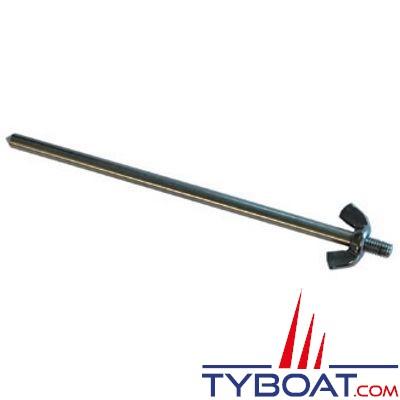 SCARE GULL - axe central pointe 150mm pour épouvantail à mouettes