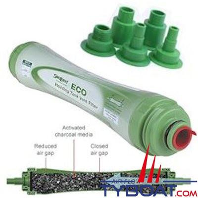 Sealand - Filtre à odeur Eco Vent Filter - 9108849515