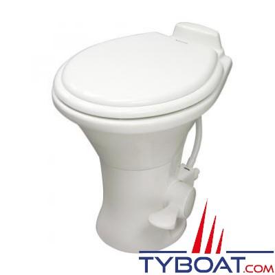 SeaLand - Toilette par gravité Série 310 - Blanc profil standard - 381 X 508 X 483mm