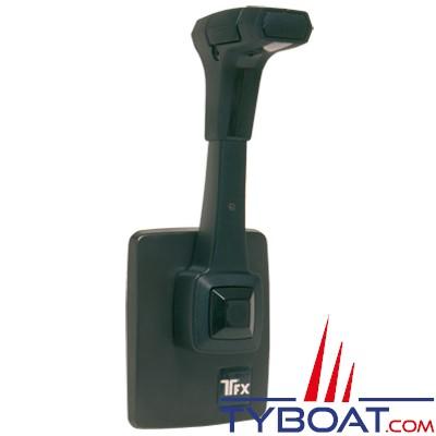 Seastar 172105 - Boîtier de commande moteur bi fonction TFX 700SM mono-levier
