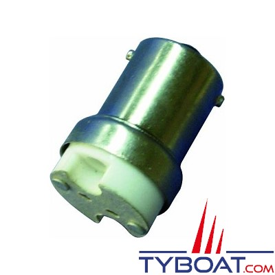 Seatronic - Adaptateur BA15S pour ampoule G4