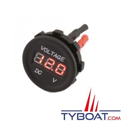 Voltmètre numérique 9 à 30V - ETABVOL