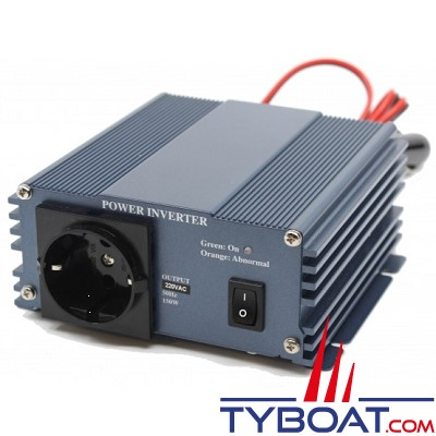 Convertisseur pur sinus 12 Volts 300 Watts