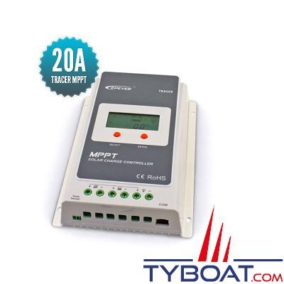 Epever - Régulateur Solaire MPPT TRACER 20A 12/24V