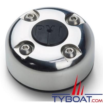 SEAVIEW - Passe câble en inox, étanche, résistant aux UV : Câble de 2 à 8 mm, prise de 17mm