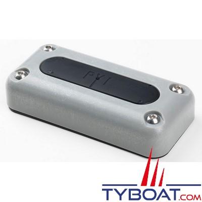 SEAVIEW - Passe câble multiple, en composite, étanche, résistant aux UV : Câble de 2 à 17 mm, prise de 35mm