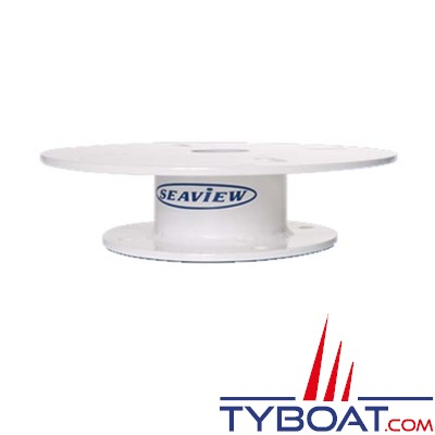 SEAVIEW - Réducteur pour KVH M1, Intellian i1, Ray 33STV, Thrane FB500/ Compatible avec cale AMA-W