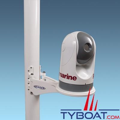 SEAVIEW - Support de mât pour les caméras FLIR M & Ray T & projecteurs