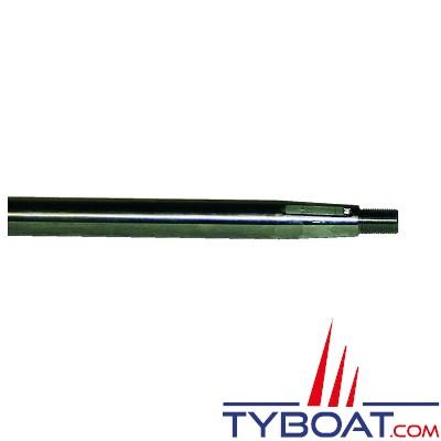 Arbre d'hélice inox - Ø25mm - 150 cm