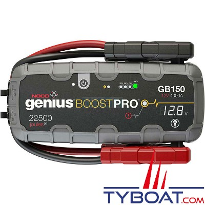 Noco - GB150 - Boosters pour batterie - 4000A - 12V