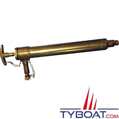 Pompe vidange manuelle en laiton - 100 cm3