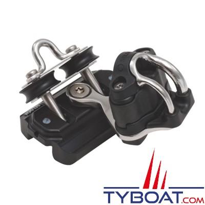 Seldén - Chariot de gv reas pivotant + taquet - Système 22 - SEL442-144-01