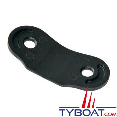 Seldén - Embase courbe, cam cleat (27mm) pa -  319-844
