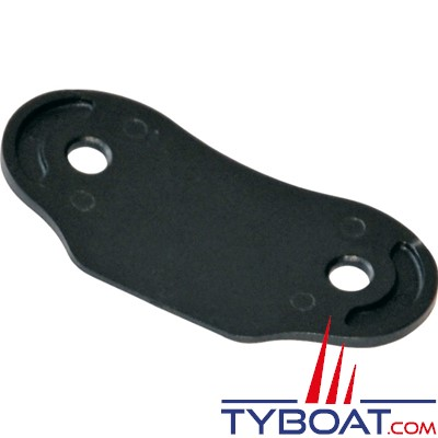 Seldén - Embase courbe, cam cleat (38mm) pa -  319-823
