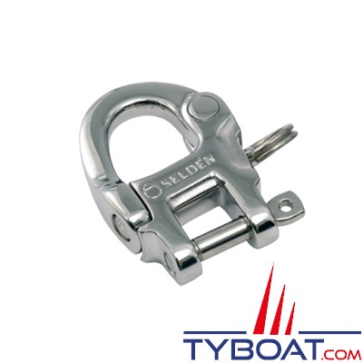 SELDÉN - Snap shackle adapter 80  -  408-040-01R
