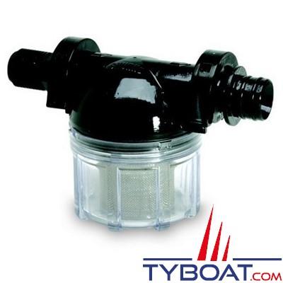 SHURflo - Filtre 50 microns pour pompe à eau - Raccords rapides
