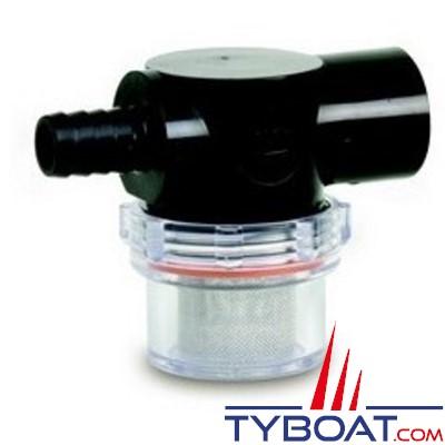 SHURflo - Filtre à eau - Raccord à visser 50 microns - Inox - Ø 13 mm