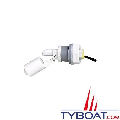 Siccom - Détecteur de niveau horizontal - Fixation par joint d'étanchéité