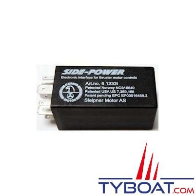 Side Power - 6.1232i - Boîtier électronique IPC 12/24V pour propulseur d'étrave