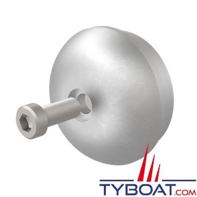 Side Power - 7 1190 A - Anode de remplacement pour propulseurs d'étrave SE60/SE80/SE100/SR80/SR100/SX80/SX100/SP55/75//95/100HYD