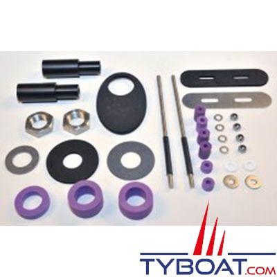 SIDE POWER - Kit de montage pour propulseur externe de poupe
