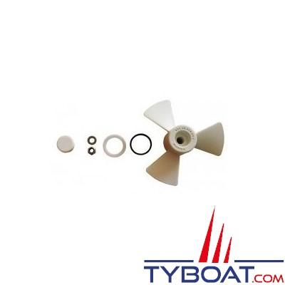SIDE POWER - Kit hélice de rechange pour propulseur externe12 volts EX35S/55S/25C/40C/110D