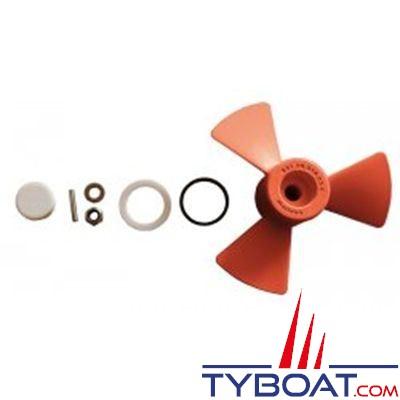 SIDE POWER - Kit hélice de rechange pour propulseur externe 24 volts EX75S/95S/55C/70C/180D