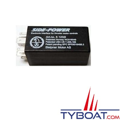 SIDE POWER - Relais de puissance 12 volts pour propulseur SE40-60/SP35-40-55