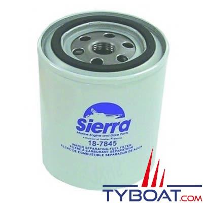 SIERRA 18-7845 - Filtre à essence  pour MERCRUISER essence et pour YAMAHA inboard tous modèles - filtre grande capacité