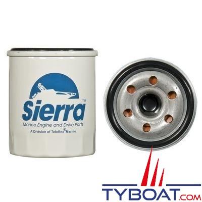 SIERRA 18-7906-1 Filtre à huile pour  Mercury hors bord 225 CV EFI 4T 2003 et +/ YAMAHA hors bord F150 2004 et + F200 LF200 F225 LF225 2002 et + F250 LF250, 2005 et +