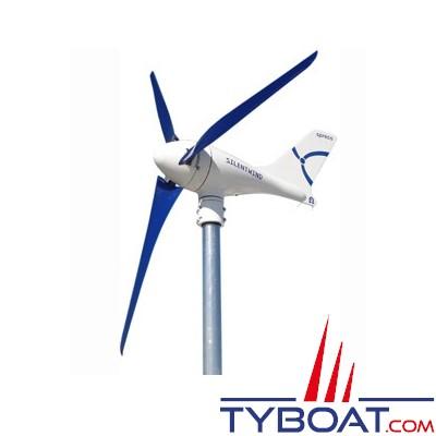 SilentWind - Éolienne 12 Volts 400 Watts avec régulateur hybrid 600 Watts Bluetooth