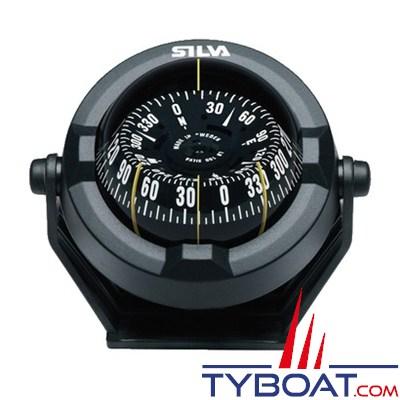 SILVA - Compas de route 100 BC sur étrier pour bateau à moteur.