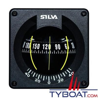 SILVA - Compas de route 100B/H montage cloison.
