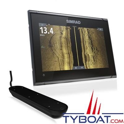 SIMRAD - Multifonctions GO9 XSE avec sonde Active Imaging