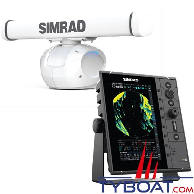 SIMRAD - PACK radar R2009 avec antenne HALO 3