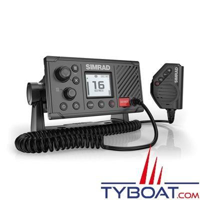SIMRAD - VHF marine RS20S DSC classe D avec récepteur GPS intégré