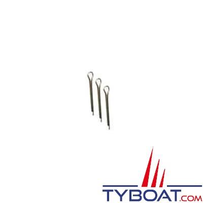 Goupilles pour moteur OMC 50/140 ch - V6/IB, moteur YAMAHA 150/250ch et moteur SUZUKI 35/140ch