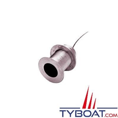 Sonde Raymarine B117 traversante bronze 600w