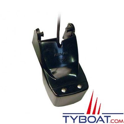 Sonde tableau arrière Raymarine P66 600W - fonction profondeur pour ST30/ ST40/ ST60/ ST60+ avec câble 13 m.