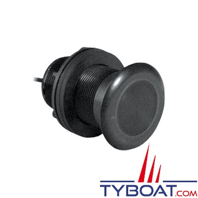 Sonde traversante plastique Furuno SP50200TR-4 600W profondeur et température