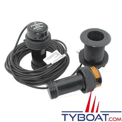 Sonde traversante plastique rétractable Raymarine 200 KHz pour ST30/ST40/ST60/ST60+/ST290