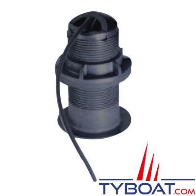 Sonde traversante profondeur plastique Raymarine pour série ST60/ST60+ et ST290