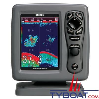 Koden - Sondeur couleur numérique CVS-126 écran TFT 5,7